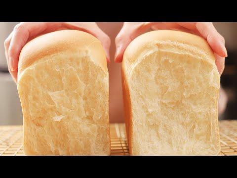 우유 탕종식빵 만들기 How To Make Tangzhong Milk Bread Recipe :: Mikou 미코유