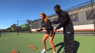 Creating Power - Tennis Power Training Series by IMG Academy Bollettieri Tennis (3 of 6)