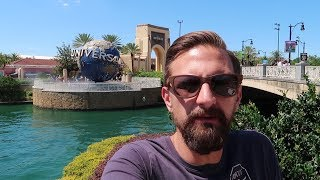 A Quick Trip To Universal Orlando! | Roller Coasters, Love Bugs & Single Rider Lines!