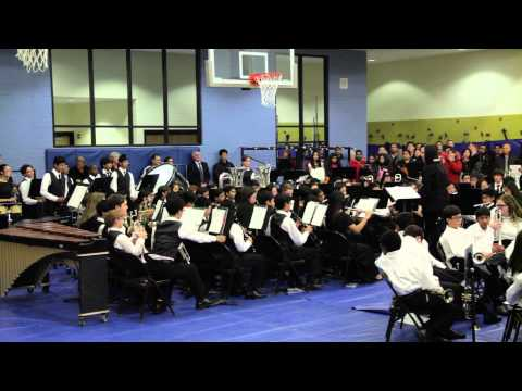 River Trail Middle School Symphonic Band Fall Concert 2014