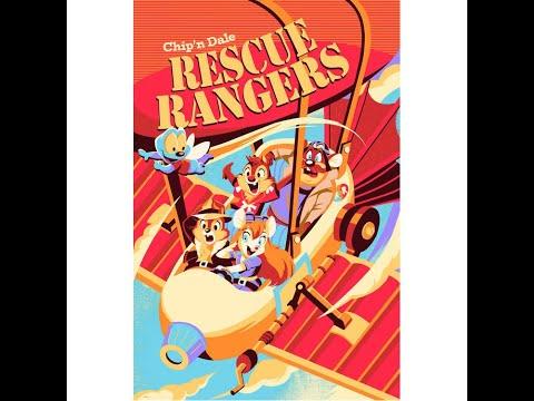 期間限定作品「Rescue Rangers(チップ&デール)」紹介動画