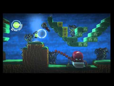 LBP2 Alex Kidd in Miracle World  Remake Project!