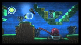 LBP2 Alex Kidd In Miracle World Remake Project
