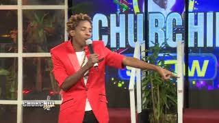 How i ended up being skinny - Eric Omondi