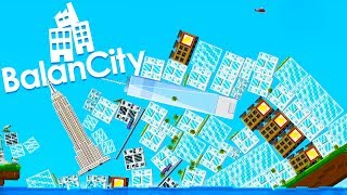 Building New York City When You Accidently Destroy  t in BalanCity