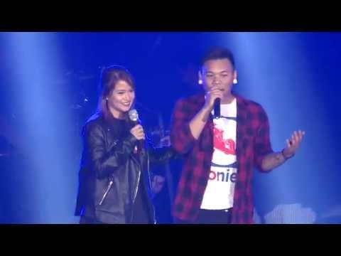 AJ Rafael @ YouTube FanFest Philippines 2015