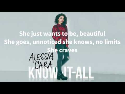 Scars to your beautiful lyrics- Alessia...