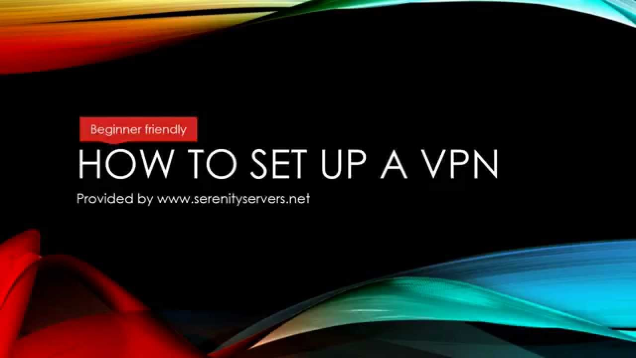 How to setup an encrypted OpenVPN server - For beginners - YouTube