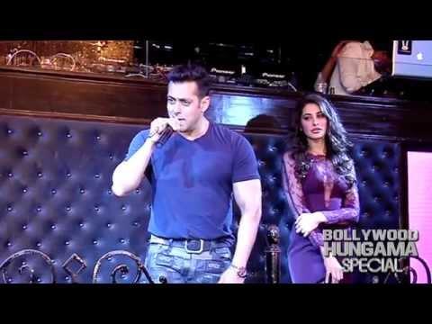 Salman Khan Sings Tu Hi Tu Song