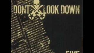 Watch Dont Look Down Can You Hear Me rock video