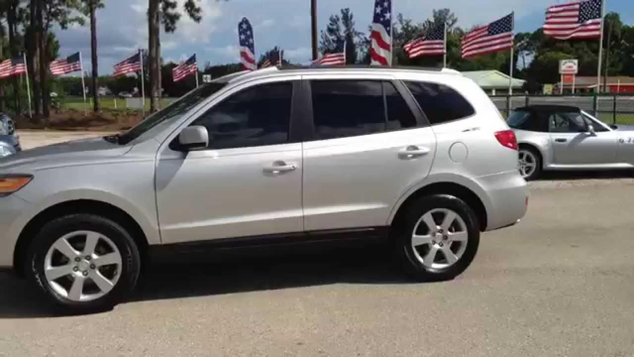 2008 Hyundai Santa Fe Se View Our Inventory At