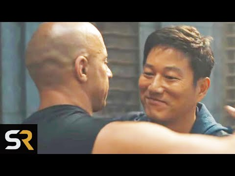 Han Is An Imposter In Fast And Furious 9