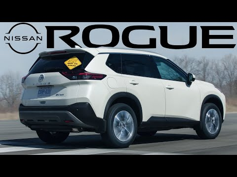 BABY HAULER! 2021 Nissan Rogue Long Term Review for Dads