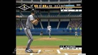 High Heat Major League Baseball 2004 Xbox Gameplay