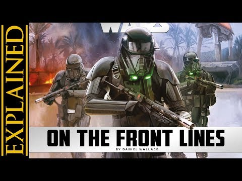 40 Facts from Star Wars: On the Front Lines - Trivia, Connections, New Information, and More!