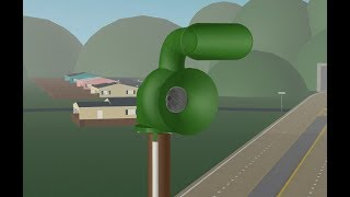 ROBLOX Tornado Siren #31: ACA Allertor 125 At Sunset County, Alert, 1080p60
