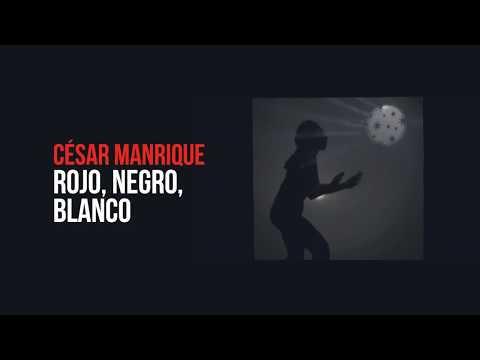 """cristina-temprano--teaser--""""césar-manrique,-rojo-negro-blanco"""""""