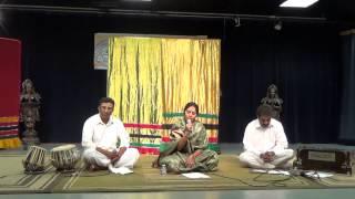 "Invocation by Veena Savand - ""Vachanadalli"""