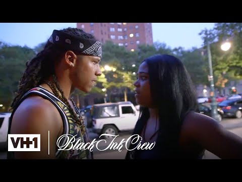Rok's Ex-Girlfriend Shows Up Looking For Drama! | Black Ink Crew