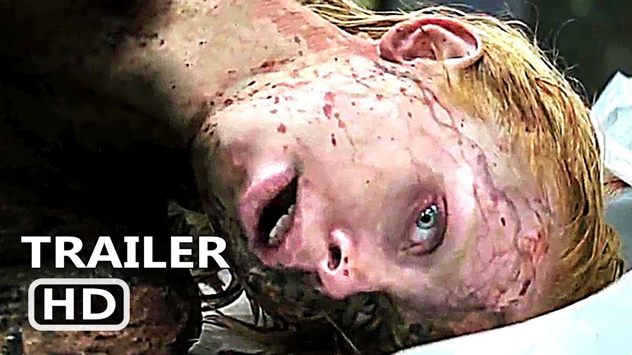 The Possession Of Hannah Grace Official Trailer 2018 Horror Movie