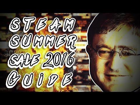 download STEAM SUMMER SALE 2016 GUIDE!!