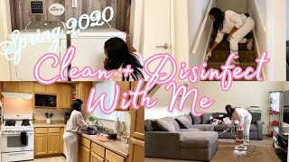 🌺SPRING CLEANING Ep.1 | ALL DAY CLEAN | FAST SPEED CLEANING MOTIVATION