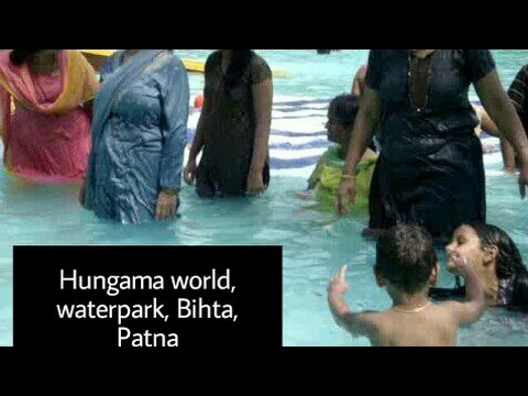 Hungama world water park Bihta Patna