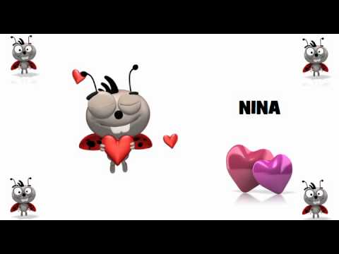 Joyeux Anniversaire Nina Youtube