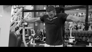 Cody Montgomery 4 Weeks Out Of The 2015 NPC USA