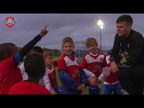 APEX FOOTBALL SCHOOL SA - Coaching at Grassroot Level