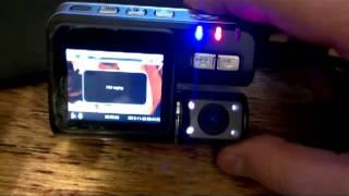 Автомобильный видеорегистратор Blackeye V8