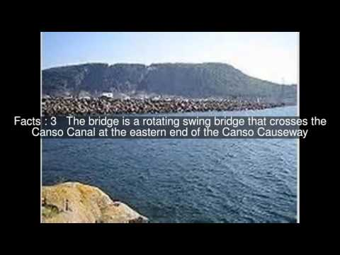 Canso Canal Bridge Top  #5 Facts