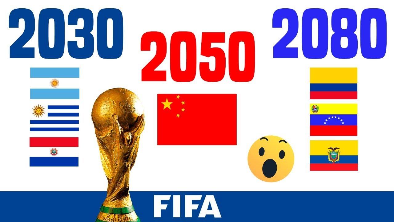 Donde Serán Los Próximos Mundiales De Futbol Youtube