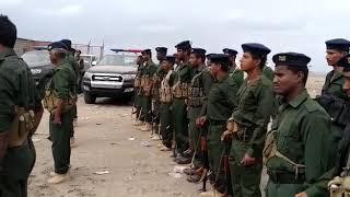 مدير عام شرطة محافظة الحديدة يفتتح مقر شرطة مديرية الدريهمي