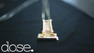 El Senor NYC: Handmade Skate Jewelry by Spencer Fujimoto