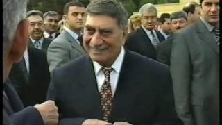 Heydər Əliyev və Qabilin zarafatları - 3