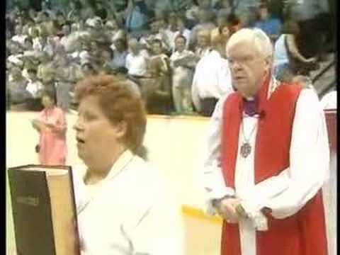 Anglican Collapse - Canada