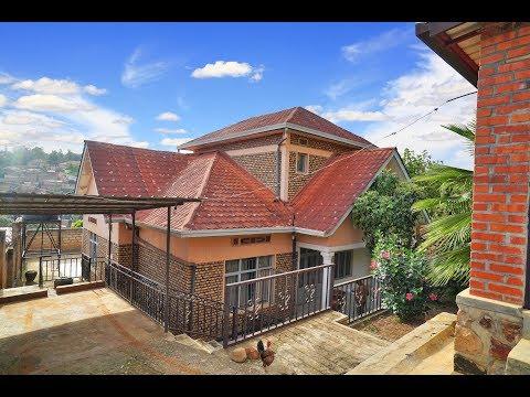 Realestate Rwanda house for Sale in gisozi 75,000$