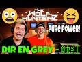 DIR EN GREY - 蝕紅 [eng sub] LIVE HD   THE WOLF HUNTERZ Jon and Travis Reaction