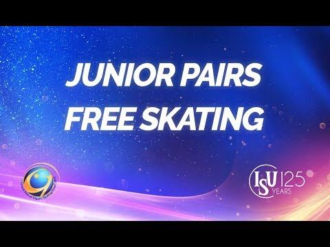 ISU JGP Final - Pairs Free Skating - Nagoya 2017