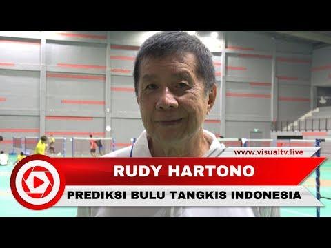 Prediksi Rudy Hartono untuk Bulu Tangkis Indonesia di Asian Games 2018