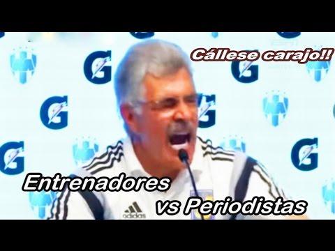 Entrenadores vs Periodistas   Fútbol Social