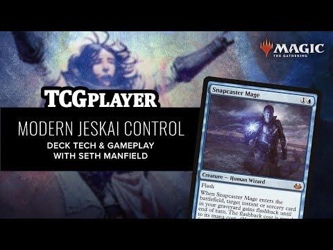 [MTG] Modern Jeskai Control | Seth Manfield