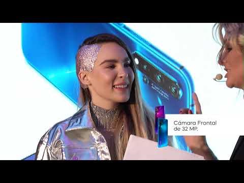 Belinda Entrevista Huawei México