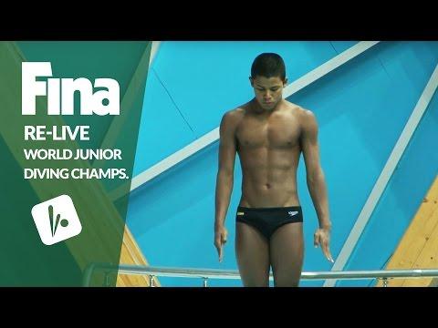 Re-Live - Day 4 Final - FINA World Junior Diving Championships 2016 - Kazan (RUS)