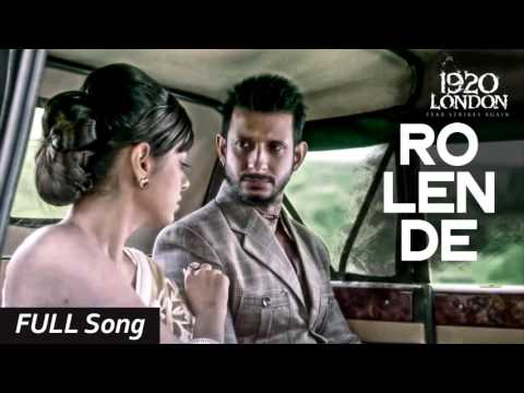 Aaj Ro Len De Song | 1920 London | Sharib Sabri  Toshi Sabri