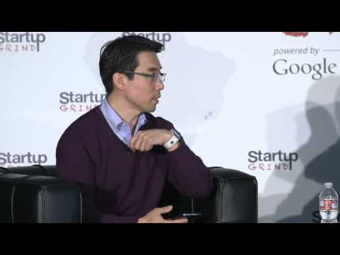 David Eun (Samsung Innovation Center) at Startup Grind 2014 ...
