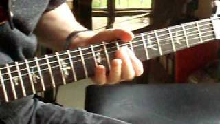please mr postman guitar lesson solo normal