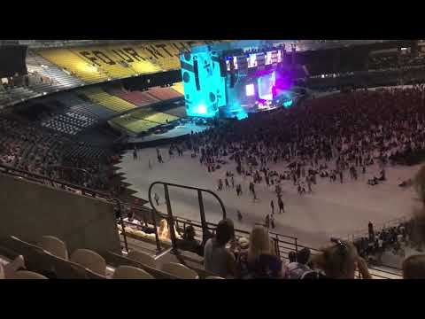 Ed Sheeran Melbourne Australia full concert