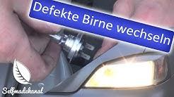 Opel Astra G Blinker Birne